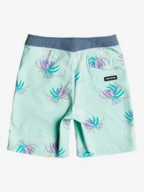 """Surfsilk Washed Sessions 17"""" - Recycled Board Shorts for Boys 8-16  EQBBS03577"""