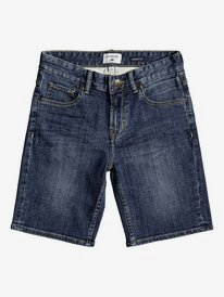 Revolver Middle Sky - Denim Shorts for Boys 8-16  EQBDS03053