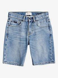 Modern Wave Salt Water - Denim Shorts  EQBDS03061
