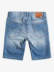 Modern Flave Saltwater - Denim Shorts for Boys 8-16  EQBDS03064