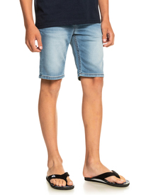Modern Flave Saltwater - Denim Shorts for Boys 8-16  EQBDS03064