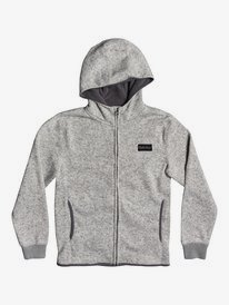 Keller - Zip-Up Polar Fleece Hoodie for Boys 8-16  EQBFT03643