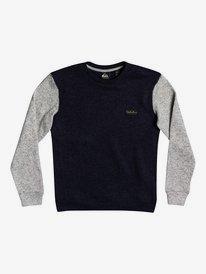 Keller - Polar Fleece Sweatshirt for Boys 8-16  EQBFT03653
