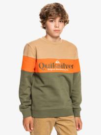 Beach To School - Sweatshirt for Boys  EQBFT03716