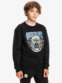 Bike Skulls - Sweatshirt for Boys  EQBFT03728
