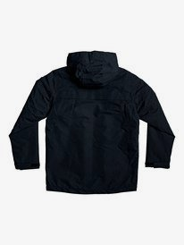 Waiting Period - Hooded Water-Resistant Parka for Boys 8-16  EQBJK03181