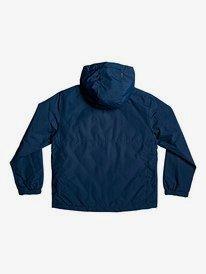 Tazawa - Hooded Water-Resistant Anorak for Boys 8-16  EQBJK03184