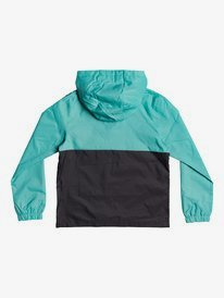 Lazy Left - Hooded Half-Zip Anorak  EQBJK03193