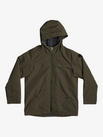 Waiting Period - Water-Resistant Parka for Boys 8-16  EQBJK03198