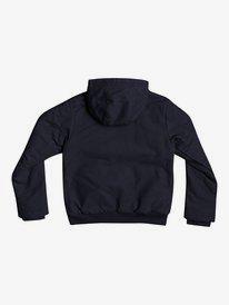 New Brooks - Water-Resistant Hooded Jacket for Boys 8-16  EQBJK03199