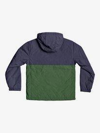 Tazawa - Water-Resistant Hooded Anorak for Boys 8-16  EQBJK03207