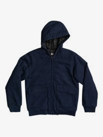 Just Cool - Hooded Canvas Jacket for Boys 8-16  EQBJK03215