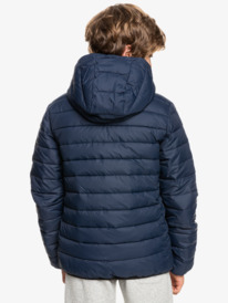 Scaly - Hooded Puffer Jacket for Boys  EQBJK03232