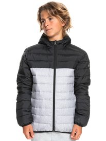 Scaly Mix - Puffer Jacket for Boys  EQBJK03233