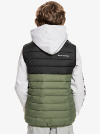 Scaly - Puffer Jacket for Boys  EQBJK03234
