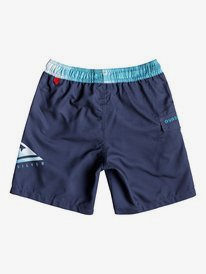 "Critical 15"" - Swim Shorts for Boys 8-16  EQBJV03199"