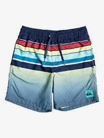 "Sets Coming 15"" - Swim Shorts for Boys 8-16  EQBJV03212"