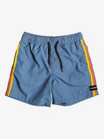 "Vibes 14"" - Swim Shorts for Boys 8-16  EQBJV03214"