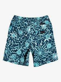 "Voodoo 17"" - Swim Shorts for Boys 8-16  EQBJV03237"