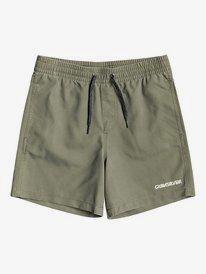 "Surfwash 14"" - Swim Shorts for Boys 8-16  EQBJV03255"