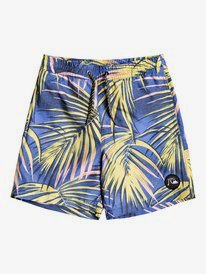 "Tropical Flow 15"" - Swim Shorts for Boys 8-16  EQBJV03304"