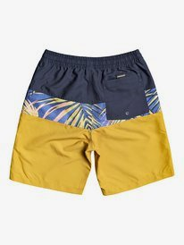 "Sub Tropics 17"" - Swim Shorts for Boys 8-16  EQBJV03306"