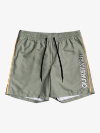 "Vert 14"" - Swim Shorts for Boys 8-16  EQBJV03334"