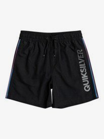 "Vert 14"" - Swim Shorts for Boys 8-16  EQBJV03334"