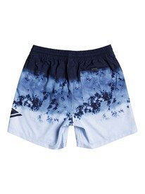 "Thunderhead 15"" - Swim Shorts for Boys 8-16  EQBJV03339"