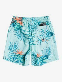 "Paradise Express 15"" - Swim Shorts for Boys 8-16  EQBJV03349"