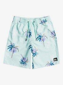 "Royal Palms 16"" - Recycled Swim Shorts for Boys 8-16  EQBJV03365"