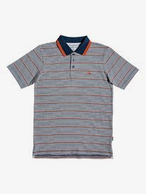 Wategos Ripper - Short Sleeve Polo Shirt for Boys 8-16  EQBKT03233