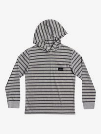 Zermet - Long Sleeve Hooded Top for Boys 8-16  EQBKT03264