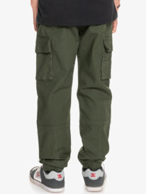 Back To Cargo - Cargo Trousers for Boys  EQBNP03106