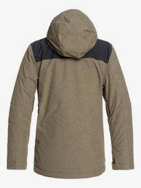 Raft - Snow Jacket for Boys 8-16  EQBTJ03093