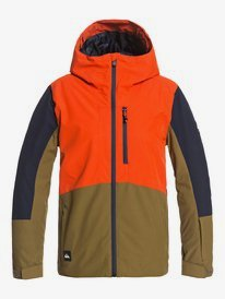 Ambition - Snow Jacket for Boys 8-16  EQBTJ03113