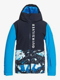 Side Hit - Snow Jacket for Boys 8-16  EQBTJ03116