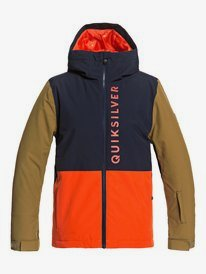 Side Hit - Snow Jacket for Boys 8-16  EQBTJ03116