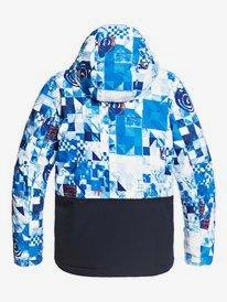 Mission Block - Snow Jacket for Boys 8-16  EQBTJ03119