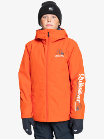 In The Hood - Snow Jacket for Boys 8-16  EQBTJ03121