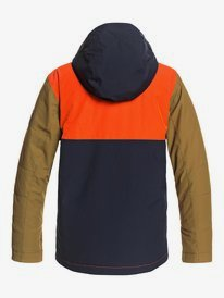 Side Hit - Snow Jacket for Boys 8-16  EQBTJ03134
