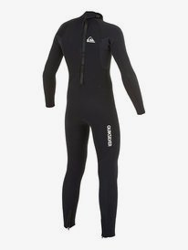 4/3mm Rental Series - Back Zip Wetsuit for Boys 8-16  EQBW103043