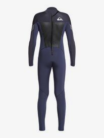3/2mm Syncro - Back Zip GBS Wetsuit for Boys 8-16  EQBW103050