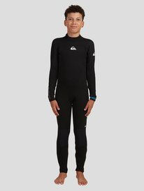 4/3 mm Prologue - Back Zip GBS Wetsuit for Boys  EQBW103060