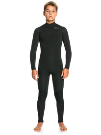 3/2mm Everyday Sessions - Chest Zip Wetsuit for Boys  EQBW103068
