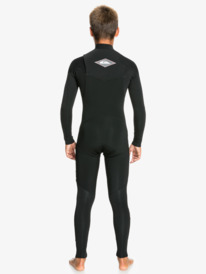 3/2mm Capsule Everyday Sessions - Chest Zip Wetsuit for Boys  EQBW103073