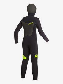 Syncro 5/4/3mm - Chest Zip Hooded Full Wetsuit  EQBW203000