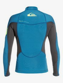 1mm Syncro - Long Sleeve Neoprene Surf Top  EQBW803006