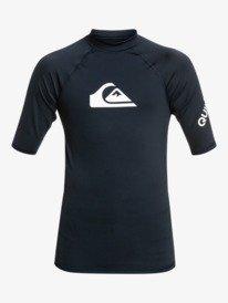 All Time - Short Sleeve UPF 50 Rash Vest for Boys 8-16  EQBWR03121