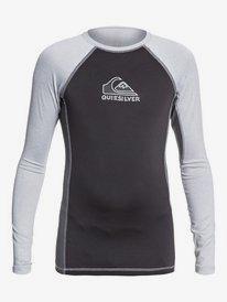 Backwash - Short Sleeve UPF 50 Rash Vest  EQBWR03124